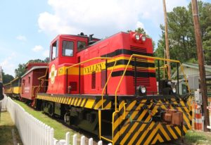 Triangle's Train | New Hope Valley Railway |
