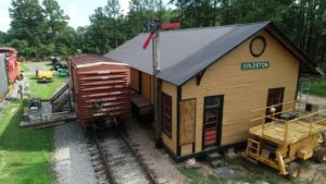 Goldston Depot