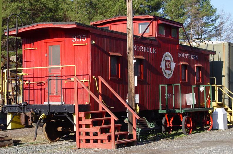 Exhibits   Triangle's Train   New Hope Valley Railway