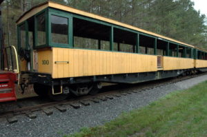 Excursion car 100