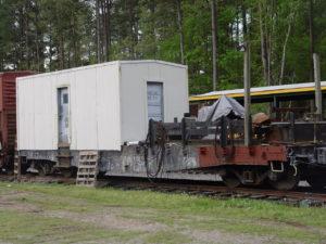 Crane boom & tool car #711