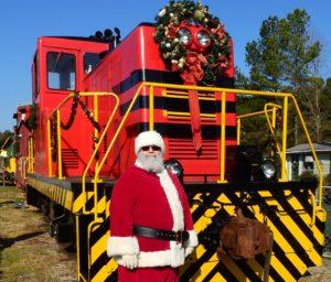 Santa at NCRM
